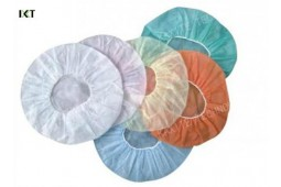 bouffant cap,round cap, nonwoven cap, disposable cap,nurse cap, doctor cap