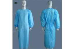 Disposable PP Nonwoven Surgical Gown, SMS surgical gown, Isolation clothes,disposable gown, patient gown, patient suit, doctor suit