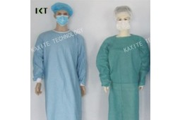 Disposable,surgical gown,SMS, nonwoven, doctor gown, SMMS, Isolation gown