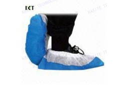 PP shoe cover, PE shoe cover, CPE shoe cover, PP+CPE shoe cover, Disposable shoe cover, PP nonwoven shoe cover
