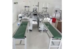 face mask making machine, nonwoven face mask making machine,cap making machine, nonwoven fabric making machine