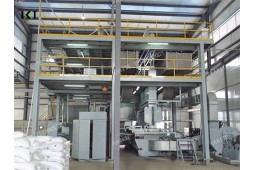 S,SS,SMS,nonwoven fabric making machine, spunbond non-woven fabric making machine