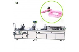 disposable nonwoven cap making machine ,mob cap machine,clip cap machine, machine,face mask machine,nurse cap machine